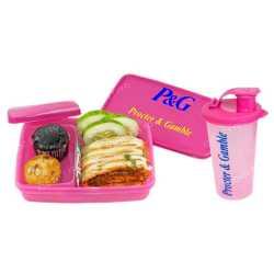 Delite Lunch Box Set