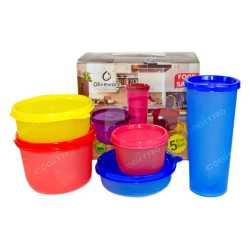 Container Set 5 in 1