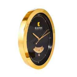 Dashing Oval Wall Clock