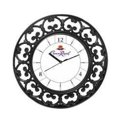 Carving Wall Clock
