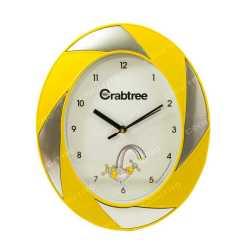 Bombastic Wall Clock