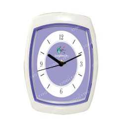 Slim Wall Clock
