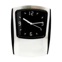Crome Finish Wall Clock