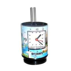 Classic Revolving Table Clock