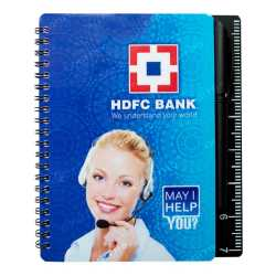 Advertising Muliti Purpose Note Book