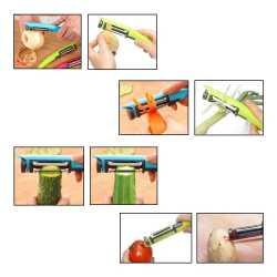 Fruit / Vegetable 4 in 1 Peeler