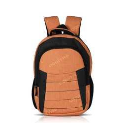 Orange Backpack