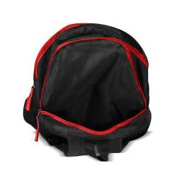 Red & Black Backpack