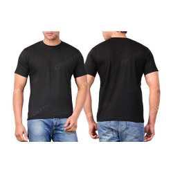Heavy Cotton Mens Round Neck T-Shirt