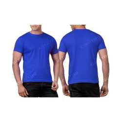 Comfort Zone Polo Mens Round Neck T-Shirt