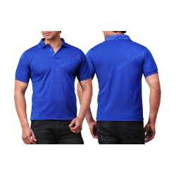 Comfort Zone Polo Mens Collar T-Shirt