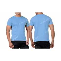 Cotton Rich Mens Round Neck T-Shirt