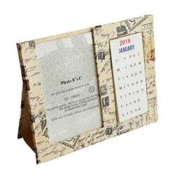 Calendar with Photo Frame