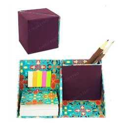 Pen Stand & Slip Pad