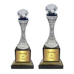 Crystal Trophy 49