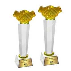 Crystal Trophy 54