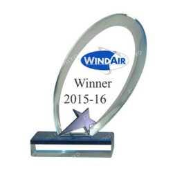 Crystal Trophy 153