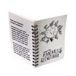 Mini Plantable Notepad ( 40-A5 Pages )