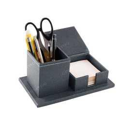 Square Pencup  Slip Box