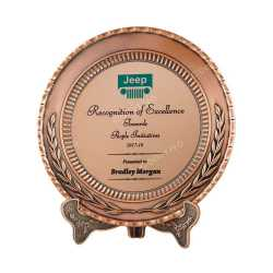 Bronze Premium Metal Award
