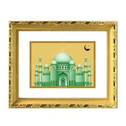 Macca Madina 24ct Gold Foil with DG Frame 1