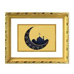 Macca Madina 24ct Gold Foil with DG Frame 3