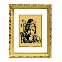 Shivan 24ct Gold Foil with DG Frame