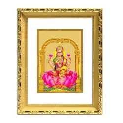 Lakshmi 24ct Gold Foil with DG Frame 1