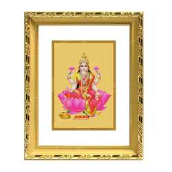 Lakshmi 24ct Gold Foil with DG Frame 2