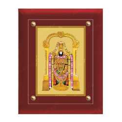 Lord Balaji 24ct Gold Foil with MDF Frame 2