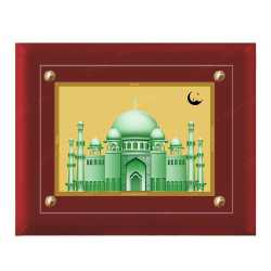 Macca Madina 24ct Gold Foil with MDF Frame 3