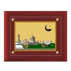 Macca Madina 24ct Gold Foil with MDF Frame 4
