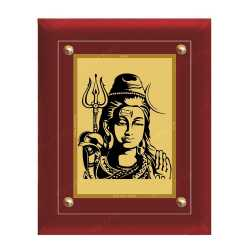 Shivan 24ct Gold Foil with MDF Frame