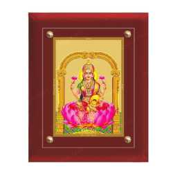 Lakshmi 24ct Gold Foil with MDF Frame 1