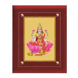 Lakshmi 24ct Gold Foil with MDF Frame 2