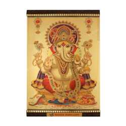 Lord Ganesha Wall Hanging 12