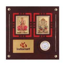 Lord Ganesha Lakshmi Wall Hanging 8