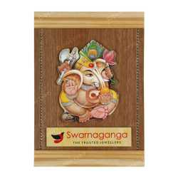 Lord Ganesha Wall Hanging 8