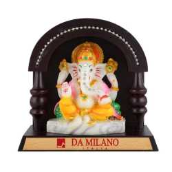 Lord Ganesha Wooden Table Top  6.6