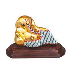 Resting Lord Ganesha Table Top