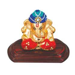 Sitting Lord Ganesha Table Top