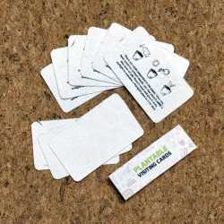 Plantable Visiting Cards