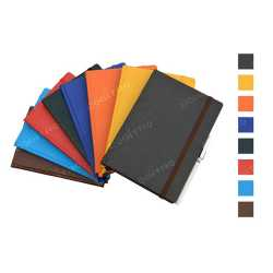 Multicolor Notebook with pen