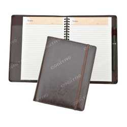 A 5 Dateless Diary with Pen