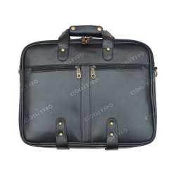 Black Color Laptop Bag