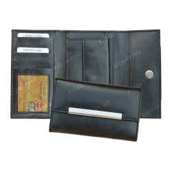 Black Color Ladies Wallet