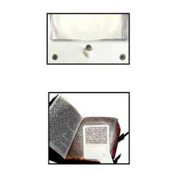 Mini Magnifer with LED illuminator