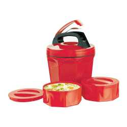 Lunch Box with 2 Container