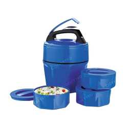 Lunch Box with 3 Container