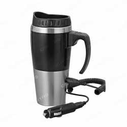 Car Heater Mug with USB/Car Charger
